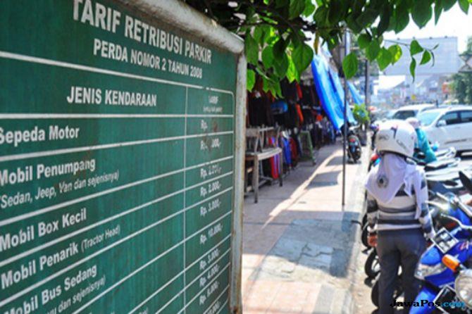 Jelang Asian Games, 64 Titik Parkir di Palembang Ditutup