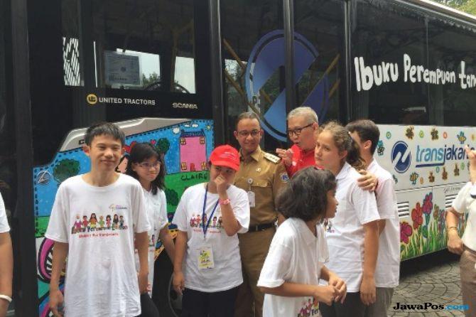 Jelang Asian Games, Transjakarta Tambah 416 Unit Bus dari Swedia