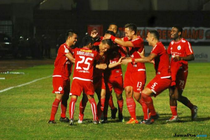 Persija Jakarta, Arema FC, Arema vs Persija, Liga 1 2018,