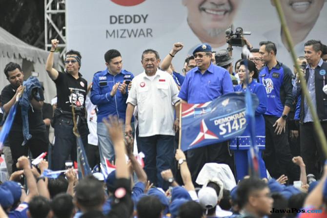 Jelang Pencoblosan, SBY Ingatkan BIN, TNI dan Polri Tetap Netral