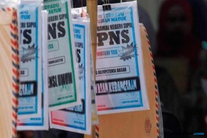 Jelang Penutupan CPNS, 1 Juta Lebih Pelamar Sudah Tedaftar