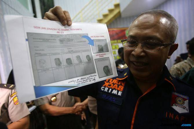 TINS Jenazah Karyawan PT Timah Cosa Rianda Sahab Berhasil Diindentifikasi