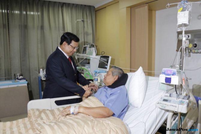 Prabowo dan SBY