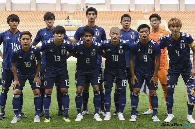 Asian Games 2018, Sepak Bola Asian Games 2018, Jepang, Arab Saudi