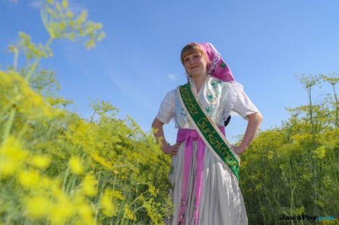 Jerman Cari Raja dan Ratu Festival Acar