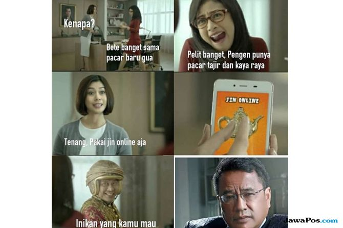 Meme Jin Online