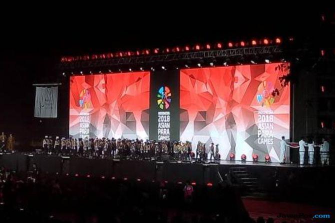 Asian Para Games 2018, INAPGOC, Kemenpora, Indonesia, Jusuf Kalla, Joko Widodo