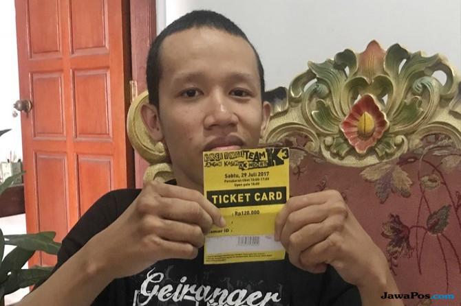 JKT48 Jadi Penyemangat Farhan Hadapi Bully di Gunadarma