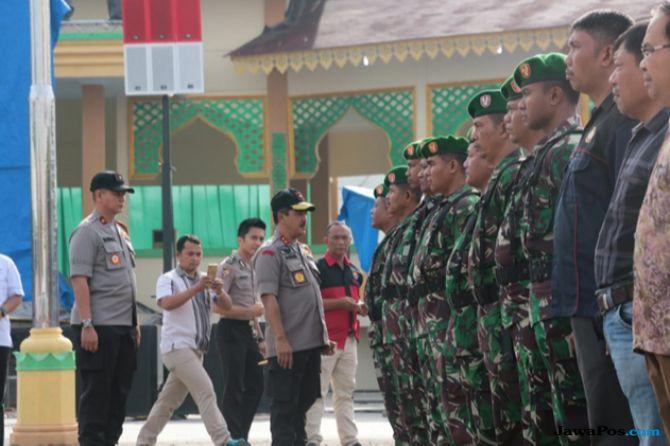 Jokowi Akan Buka MTQN XXVII, Polri-TNI Terjunkan 2.168 Pasukan
