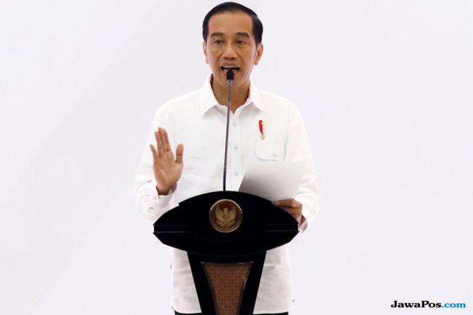 Jokowi Bersyukur, Inalum Berhasil Caplok 51 Persen Saham Freeport