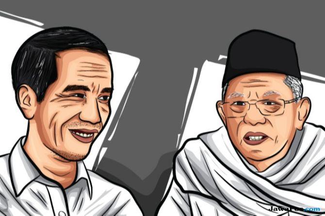 Jokowi Dan Sandi Dalam Pusaran Pemilih Milenial