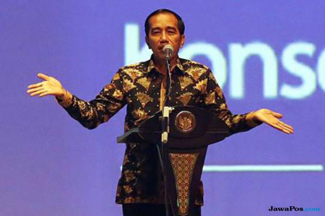 Jokowi Klaim Kebijakannya Selama 4 Tahun Sudah Pro Rakyat