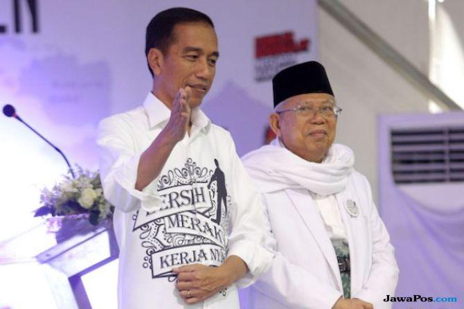 Jokowi Ma'ruf Amin
