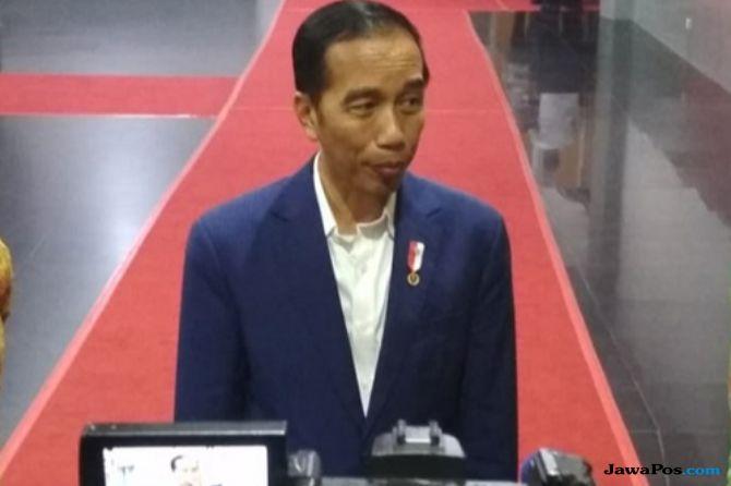 Jokowi Serahkan 5.000 Sertifikat Tanah Kepada Warga