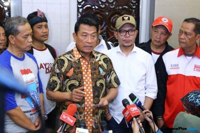 Jokowi: Serbuan Jutaan TKA Tiongkok di Morowali, Hoax