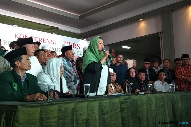 Jokowi Sudah Lama Tahu, Yenny Wahid Bakal Mendukungnya