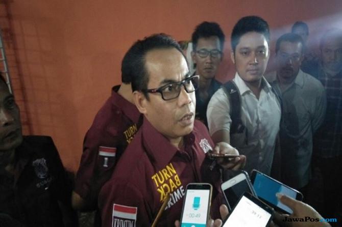 JR Saragih Jadi Tersangka Dugaan Pemalsuan Tanda Tangan Kadisdik