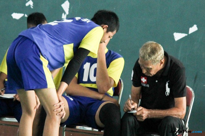 SMK Antartika 2 Sidoarjo, Ahmad Kamal, Indomaret Volleyball Tournament 2017,