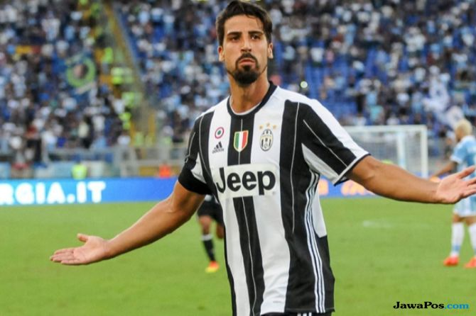 Juventus, Sami Khedira