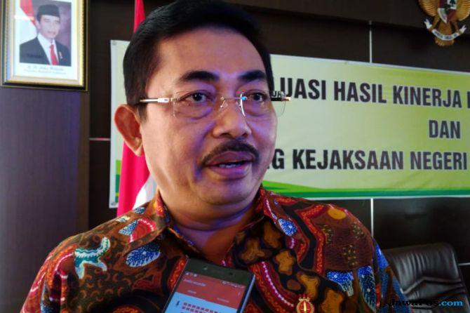 Kabur Setahun, Mantan Bupati Dharmasraya Dijebloskan ke Penjara