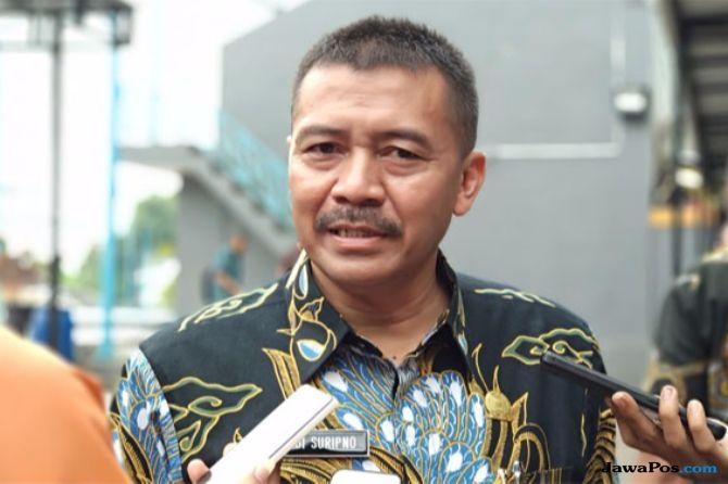 Ketua DPC PDIP Kota Cirebon Edi Suripno