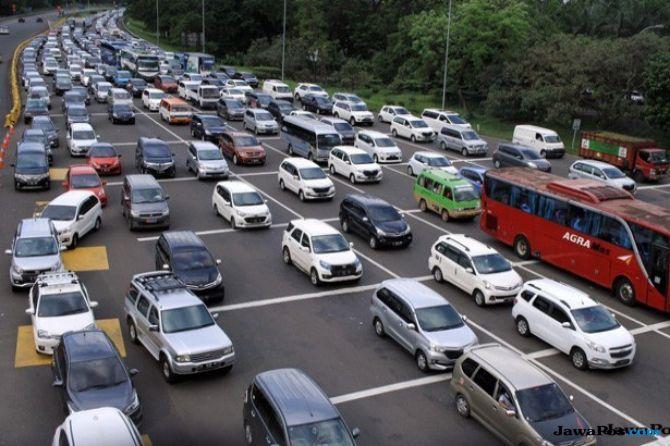 Besok, Kakorlantas Pastikan Simulasi Penutupan 19 Pintu Tol di Jakarta