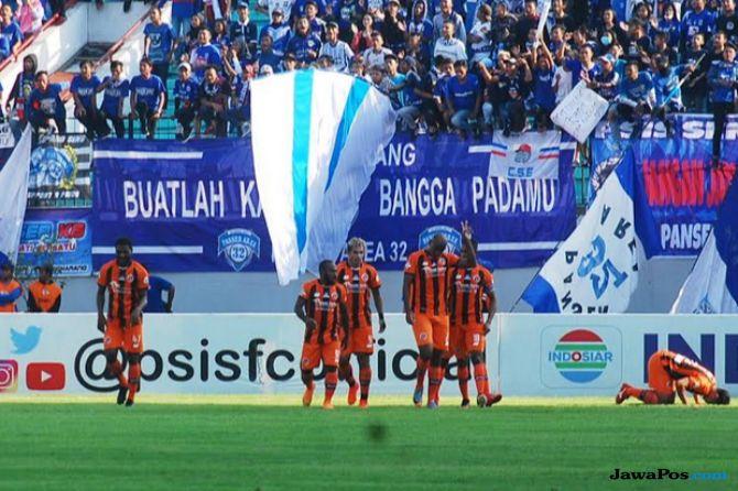 Liga 1 2018, PSIS Semarang, Perseru Serui, PSIS vs Perseru