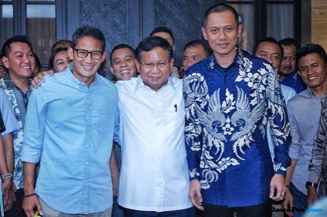 Kalah Populer Ketimbang Prabowo jadi Alasan Sandi Lebih Getol Kampanye