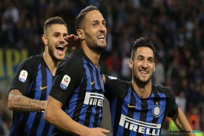 Serie A 2018-2019, Liga Italia, Inter Milan, Fiorentina