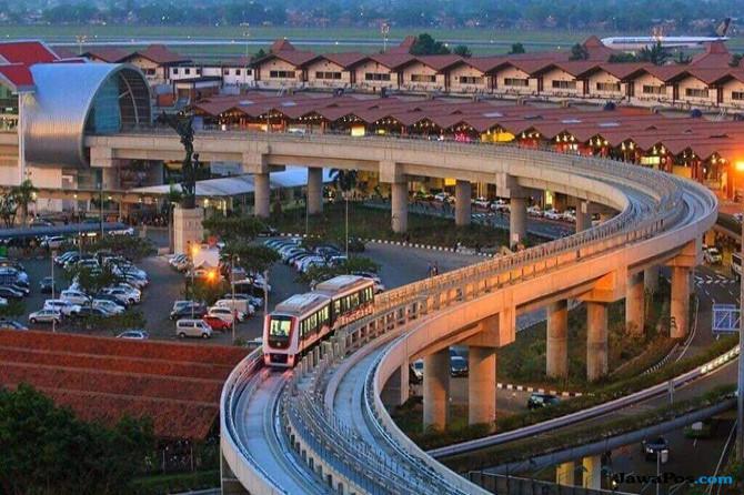 Kampanye Earth Hour, Bandara Angkasa Pura II Kurangi Pemakaian Lampu