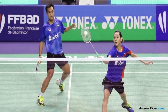 Hafiz Faisal/Gloria Emanuelle Widjaja, Malaysia Masters 2018