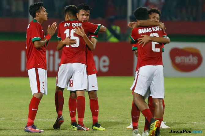 Piala AFF U-16, Piala AFF U-16 2018, Timnas U-16 Indonesia, Timnas U-16, Thailand