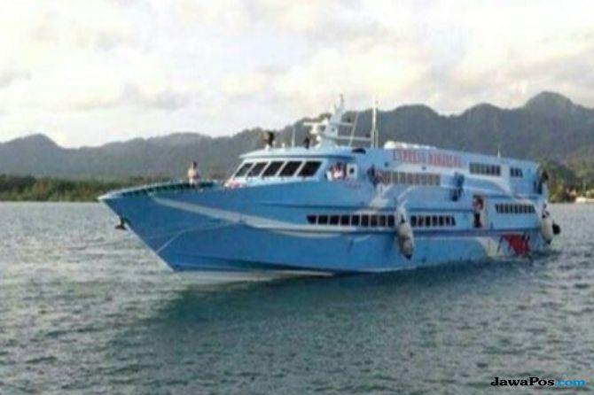 Kapal Cepat Berpenumpang TNI Nyaris Hilang di Perairan Nias