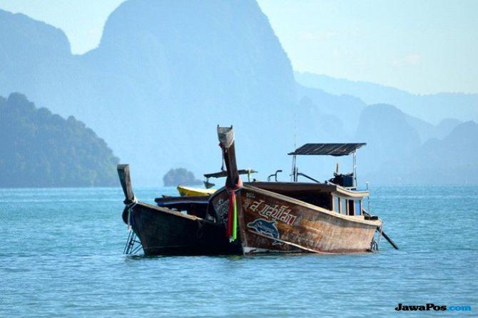 Kapal Indonesia Dilarang ke Filipina