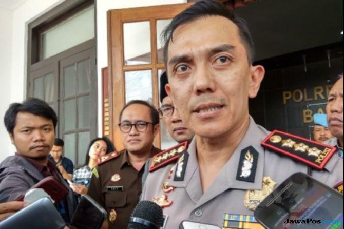 Kapolrestabes Bandung, Kombes Pol Irman Sugema