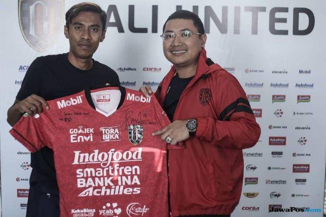Fadil Sausu, Bali United, Gempa Sulawesi Tengah, Palu, Donggala