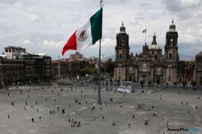 kartel perang di meksiko