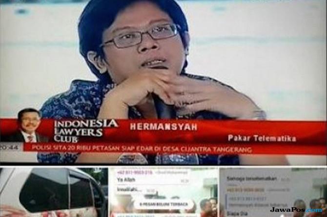 Kasus Hermansyah Mirip Novel, Jika Polisi...
