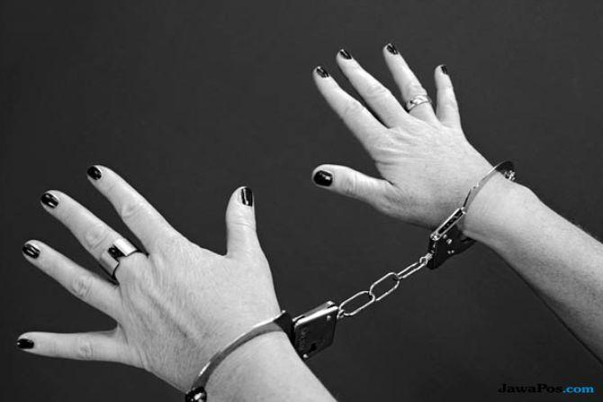 Kebencian Memuncak, Istri Habisi Suami dengan Sadis