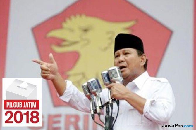 Prabowo Subianto, Ketua Umum Partai Gerindra