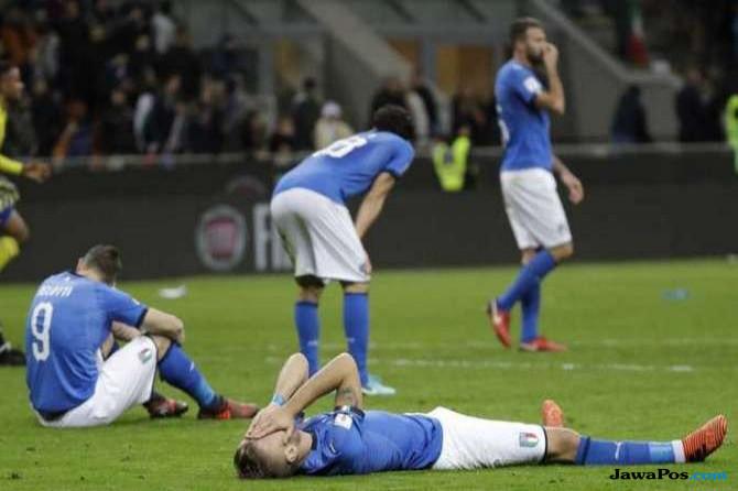 Kegagalan ke Piala Dunia, Momentum Revolusi Sepak Bola Italia