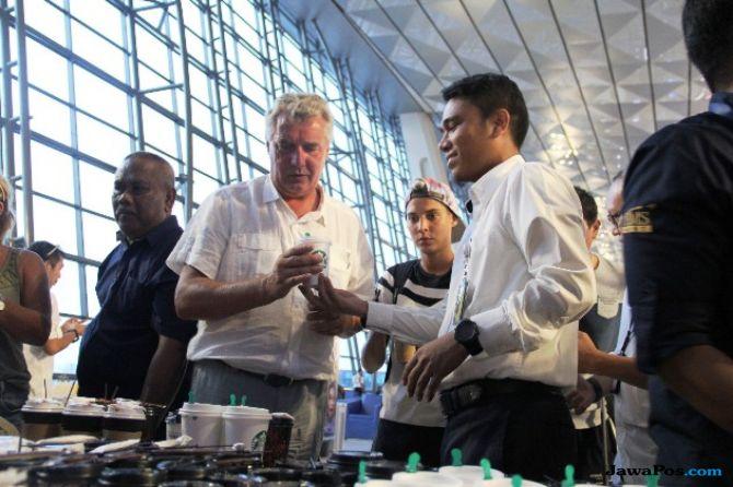 Kejutan Spesial Bandara Soekarno-Hatta di Hari Kopi Internasional