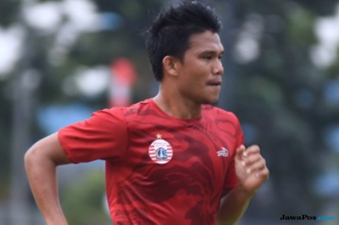 Liga 1 2018, Persija Jakarta, sandi Sute