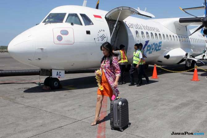 Kembangkan Sayap, Garuda Akan Buka Penerbangan ke Prancis