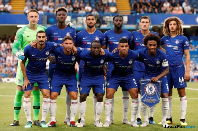 International Champions Cup 2018, ICC 2018, Chelsea