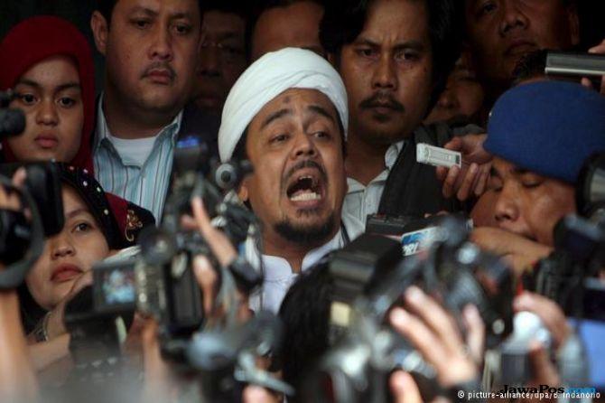 Kemlu Siap Dampingi Habib Rizieq