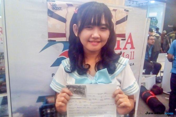 Kepincut Kemampuan Dance JKT48, Berharap Jadi Member Generasi ke-7