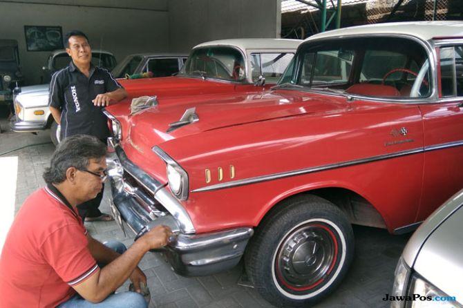 Koleksi Motor Antik