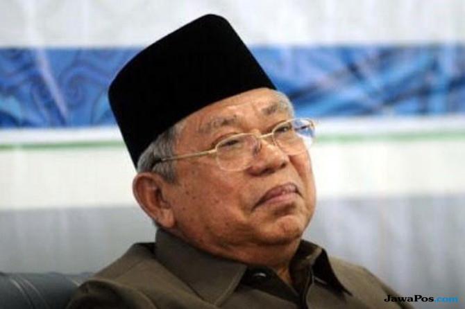 Keras! Pernyataan Ketum MUI soal Pembekuan IMB Masjid Imam Ahmad