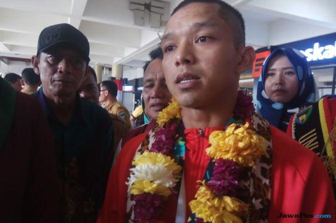 Kerinduan Nofrizal, Atlet Takraw Peraih Emas Pulang ke Ranah Minang